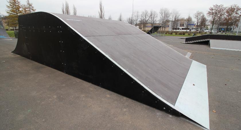 Inne, atrakcja inowrocławskim Skate Parku! - zdjęcie, fotografia