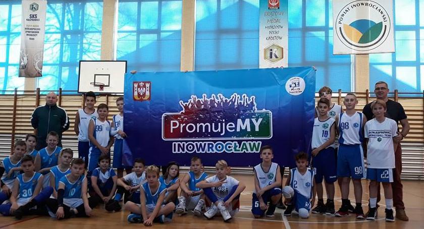 Koszykówka, Świetna forma Inowrocławskiej Akademii Koszykówki! - zdjęcie, fotografia