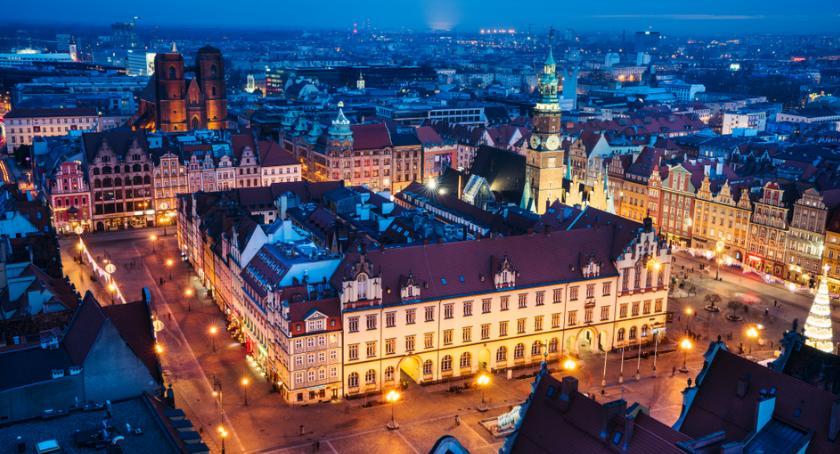 turystyka, tanie bilety relację Warszawa Wrocław wybierz przyjaciółmi szalony weekend - zdjęcie, fotografia