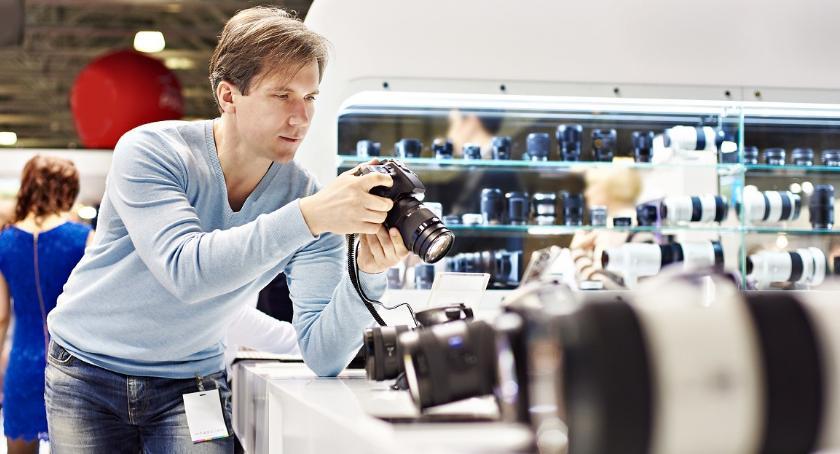 Technologie, praktycznych porad zaoszczędzić kupnie aparatu fotograficznego - zdjęcie, fotografia