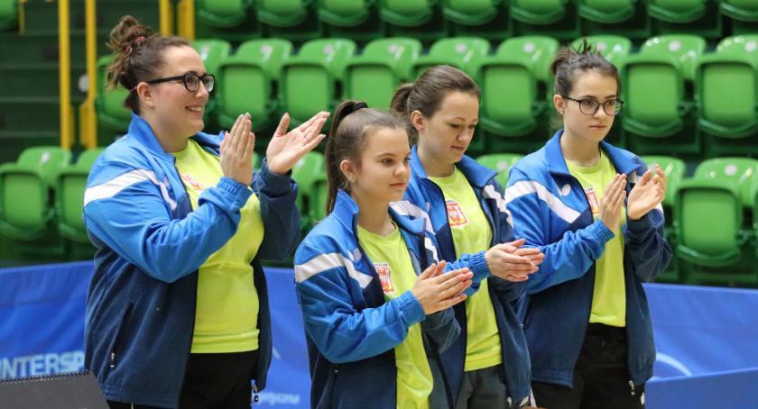 Tenis stołowy, Tenis stołowy Noteć MLUKS DWÓJKA Mazowiecka - zdjęcie, fotografia