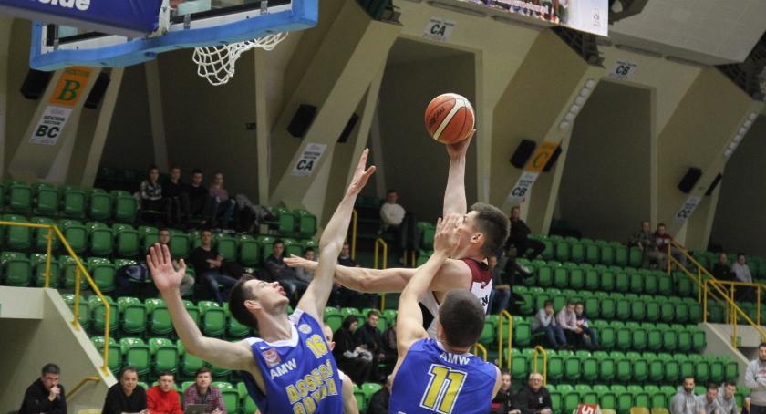 Koszykówka, Domino pokonało Arkę Gdynia - zdjęcie, fotografia