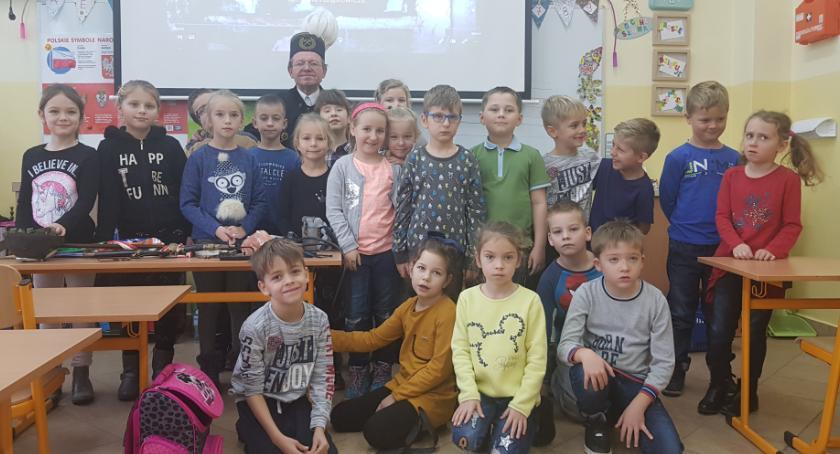 szkoły podstawowe, Górnicze opowieści szkolnej ławie - zdjęcie, fotografia