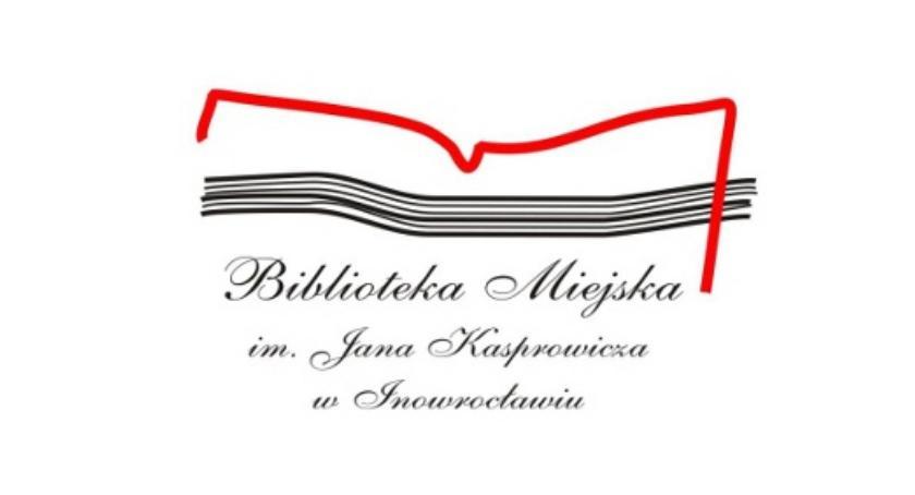 Komunikaty, Inowrocławska Biblioteka podium - zdjęcie, fotografia