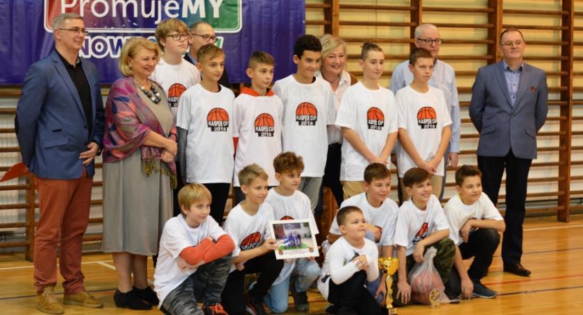 Koszykówka, Zastal zwycięzcą Kasper - zdjęcie, fotografia