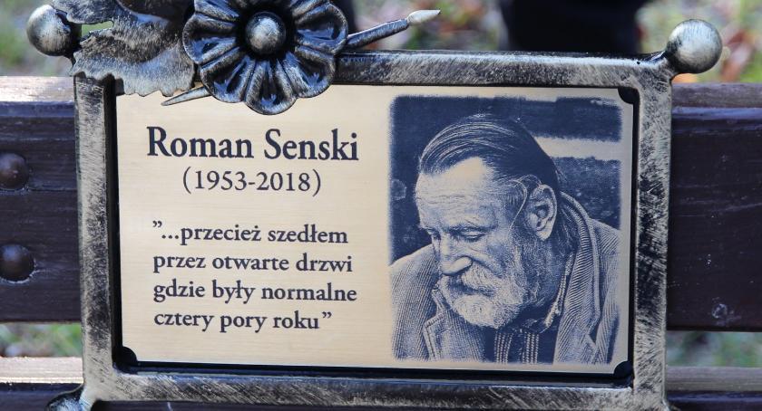 Poezja, Pamięci Romana Senskiego - zdjęcie, fotografia