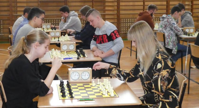 Szachy, Budowlanka obroniła tytuł mistrzowski szachach - zdjęcie, fotografia