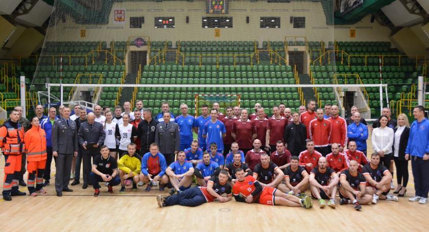 Siatkówka, Gwiazdkowy Turniej Piłki Siatkowej nami - zdjęcie, fotografia