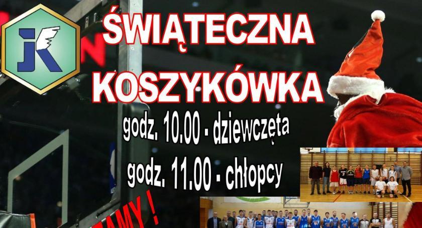 Koszykówka, Koszykarskie tradycje Kasprowiczu - zdjęcie, fotografia