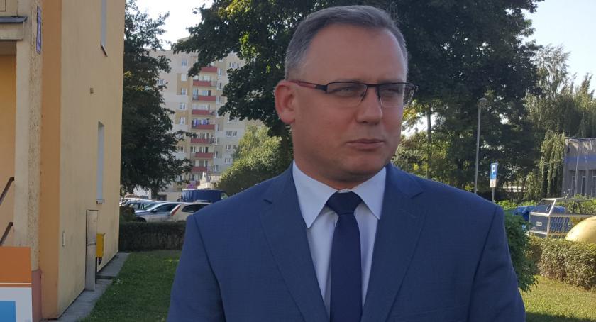 Samorząd, Stachowiak sprawie opłaty śmieciowej - zdjęcie, fotografia