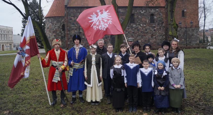 Historia, Droga Niepodległości stycznia - zdjęcie, fotografia