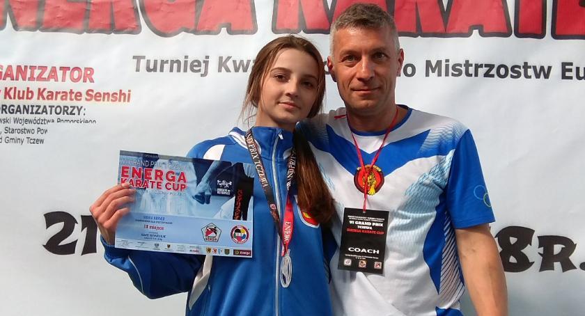 Sporty walki, Maria Kerner kadrze Polski - zdjęcie, fotografia
