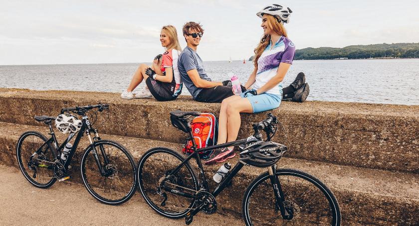 turystyka, Zalety rowerów trekkingowych - zdjęcie, fotografia
