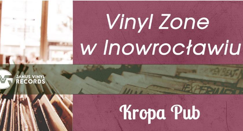 Spotkania, Vinyl Inowrocławiu KROPA - zdjęcie, fotografia
