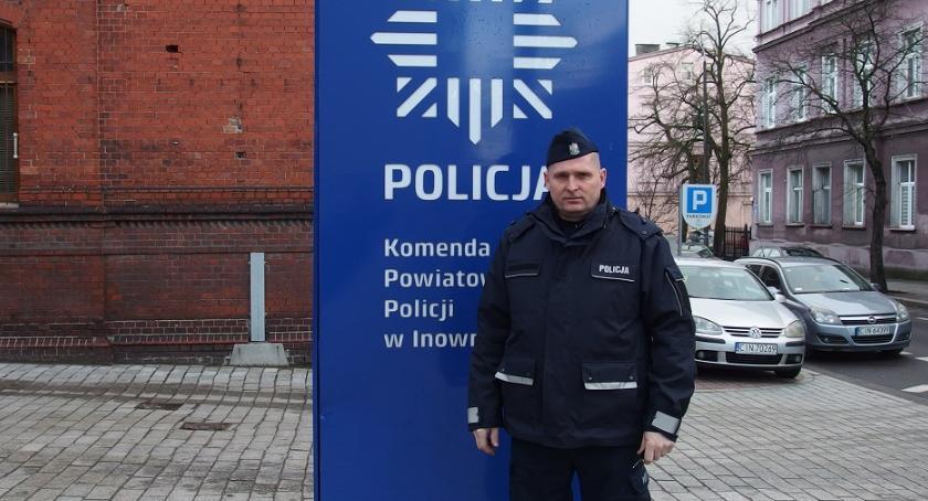 Komunikaty Policja, Policjant służbie zatrzymał złodzieja - zdjęcie, fotografia