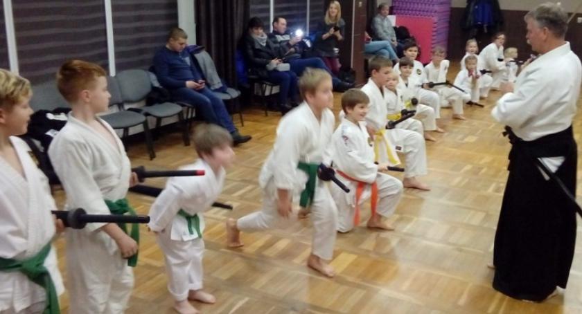 Sporty walki, życia sekcji Kenjutsu - zdjęcie, fotografia