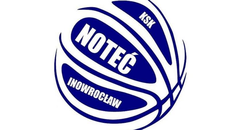 Koszykówka, Wyjazdowa porażka Noteci - zdjęcie, fotografia