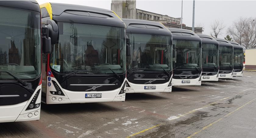 Samorząd, elektrycznych autobusów - zdjęcie, fotografia