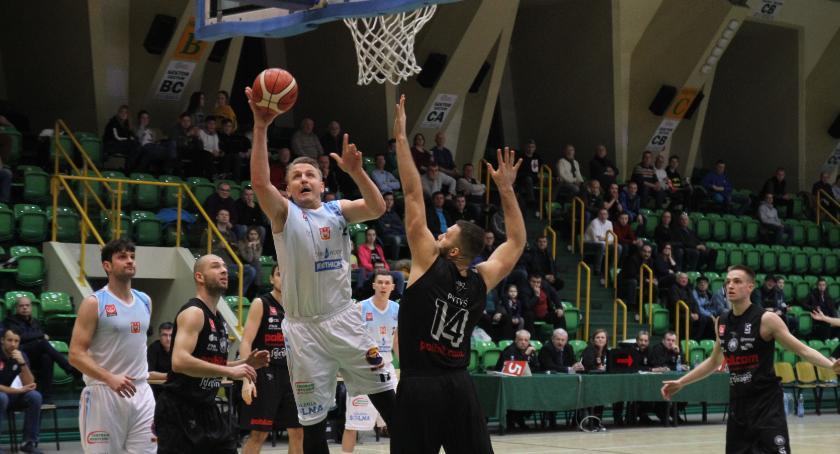 Koszykówka, Noteć gromi drużynę Szczecina - zdjęcie, fotografia