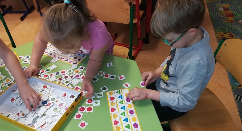 przedszkola, Kodujące przedszkolaki - zdjęcie, fotografia