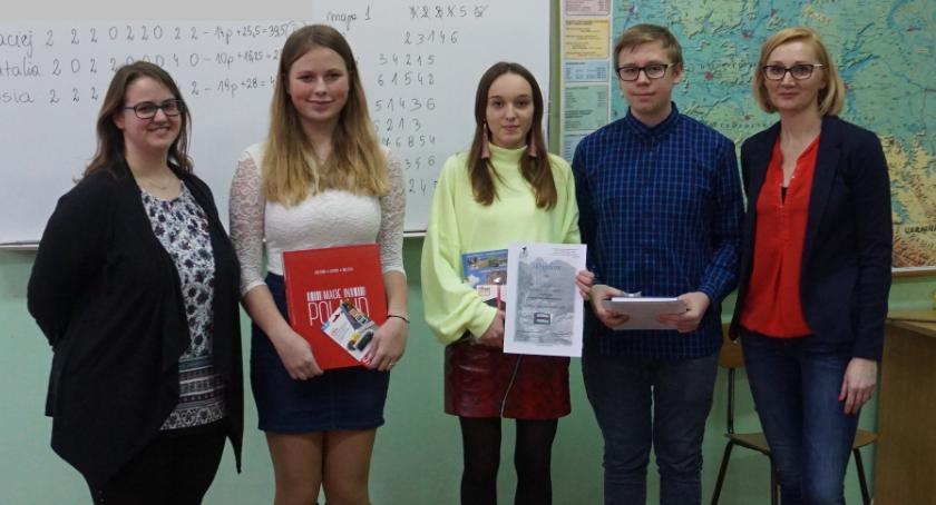 ponadgimnazjalne, Zakochali Polsce - zdjęcie, fotografia