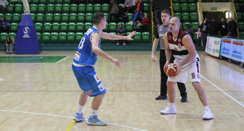 Koszykówka, Derby ponownie Noteci - zdjęcie, fotografia