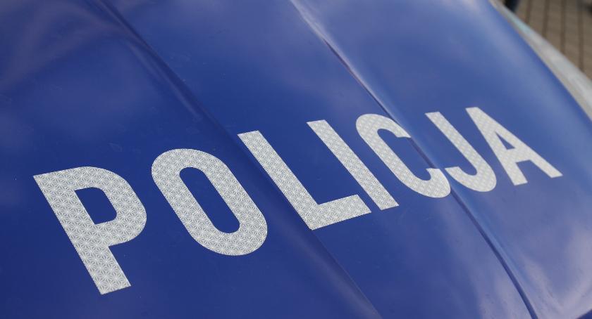 Sprawy kryminalne , Próba wyłudzenia policjanta - zdjęcie, fotografia