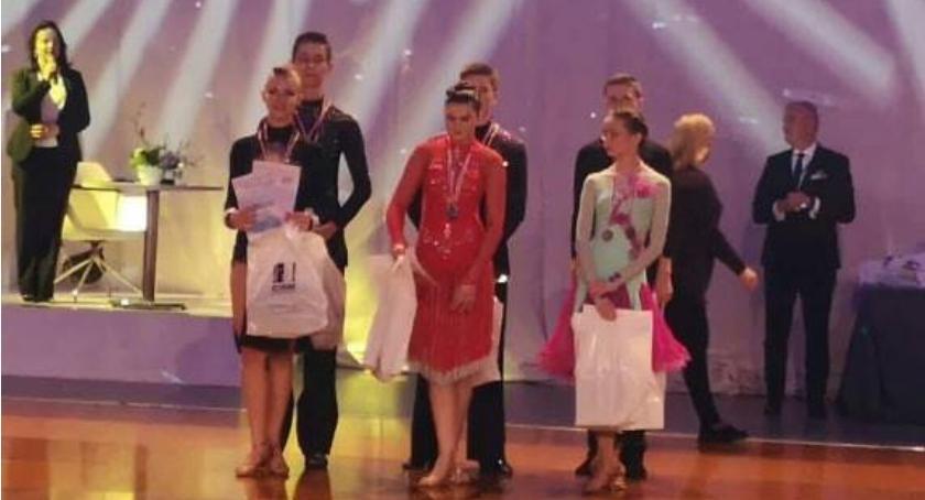 Inne, Wygrana tancerzy towarzyskich - zdjęcie, fotografia