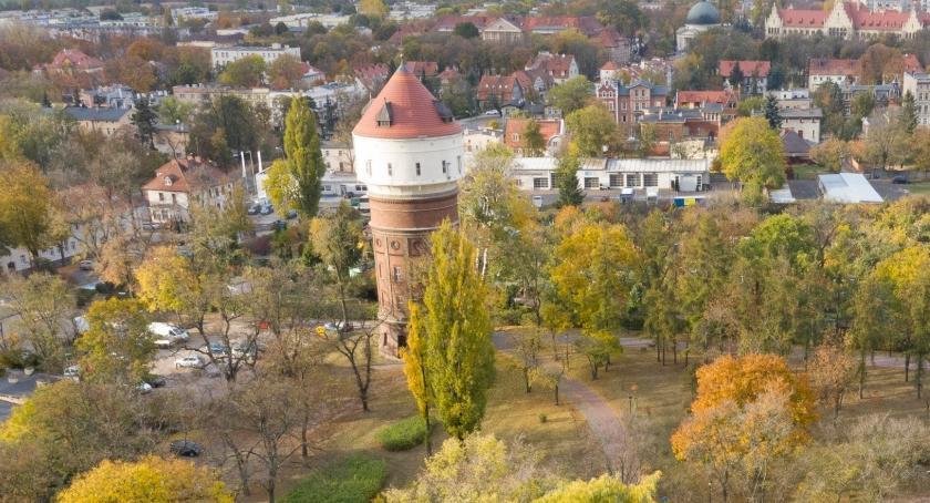 turystyka, Będzie można zwiedzić wieżę ciśnień - zdjęcie, fotografia