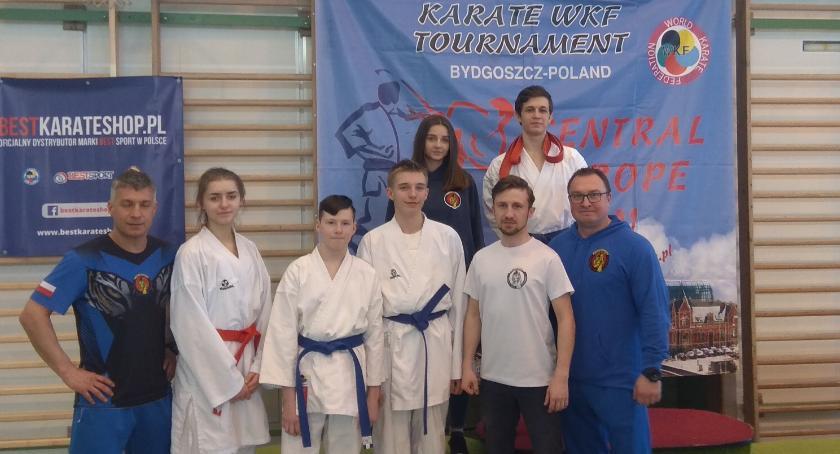 Sporty walki, Karatecy ponownie błysnęli formą - zdjęcie, fotografia