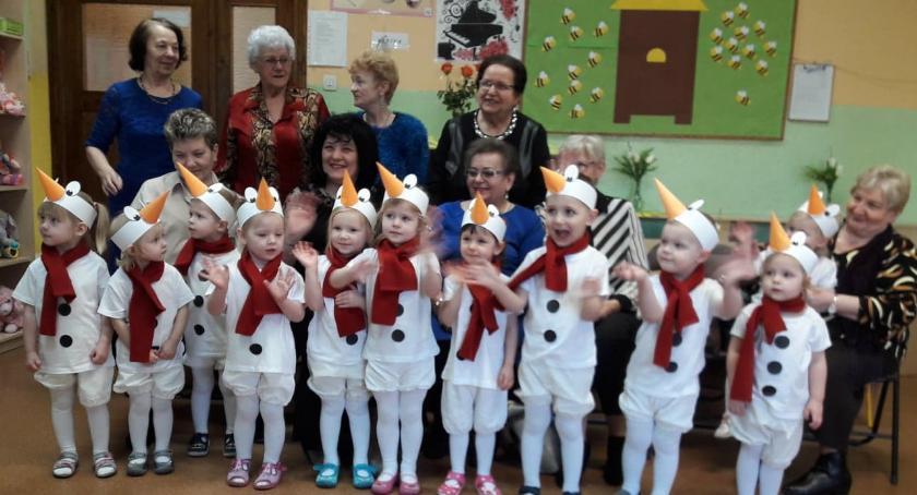 przedszkola, Dzień Kobiet Muzycznej Krainie - zdjęcie, fotografia