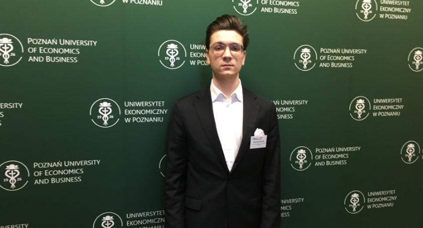 ponadgimnazjalne, Przedsiębiorczy uczeń Konopy - zdjęcie, fotografia