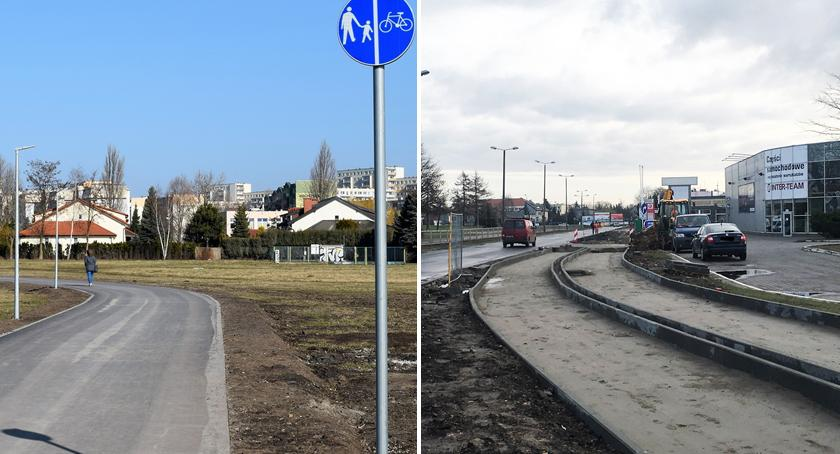 Samorząd, Powstają kolejne ścieżki rowerowe - zdjęcie, fotografia
