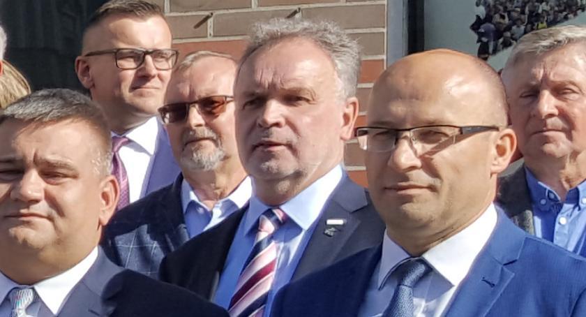 Samorząd, Jerzy Kowalik zastąpił Jacka Tarczewskiego - zdjęcie, fotografia