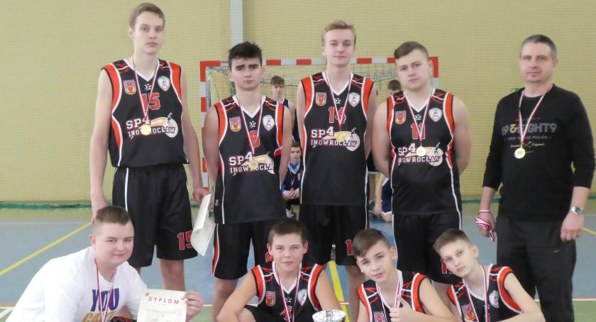 SP 4 koszykarskim mistrzem powiatu