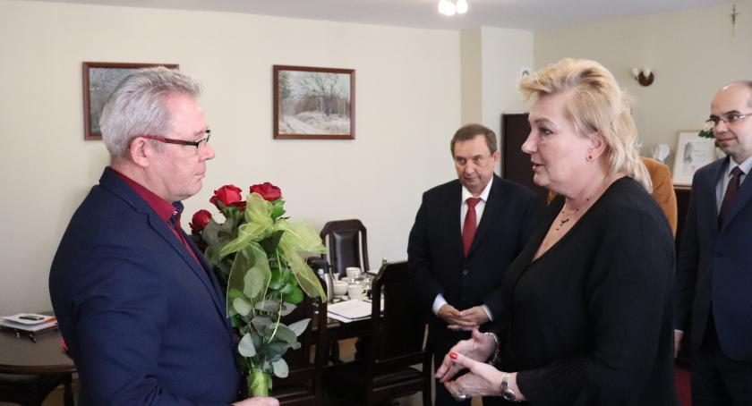 Samorząd, Dyrektor Patalas oficjalną nominacją - zdjęcie, fotografia