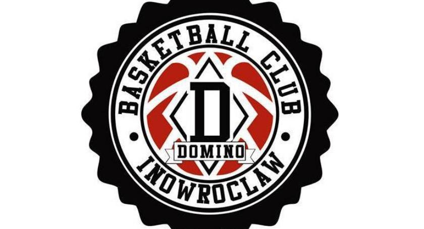 Koszykówka, Domino wyraźnie uległo Decka Pelplin - zdjęcie, fotografia