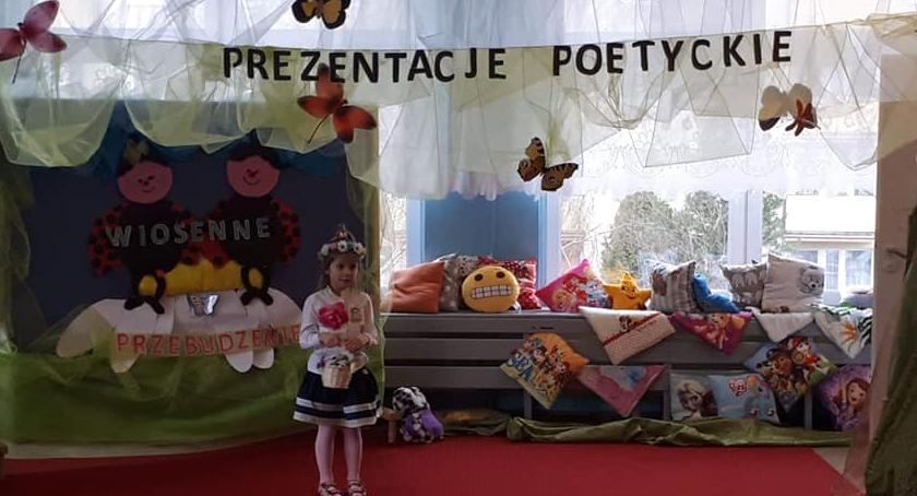 Międzyprzedszkolne Prezentacje Poetyckie