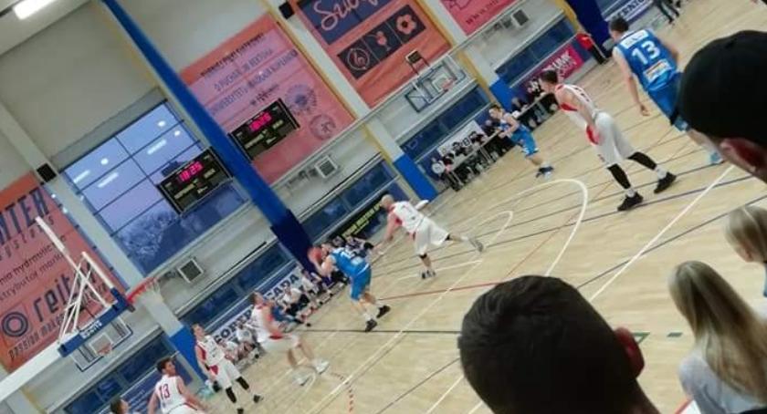 Koszykówka, Zabójcza trzecia kwarta Noteci Toruniu! - zdjęcie, fotografia