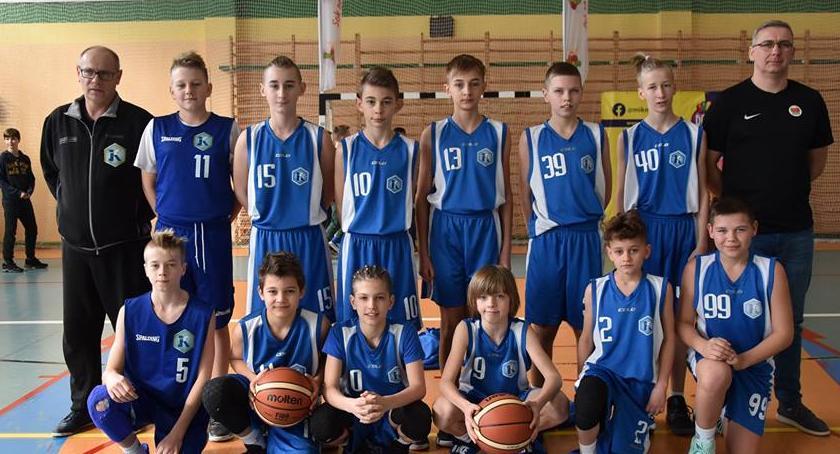 Koszykówka, Kasper zagrał nieoficjalnych mistrzostwach Polski - zdjęcie, fotografia