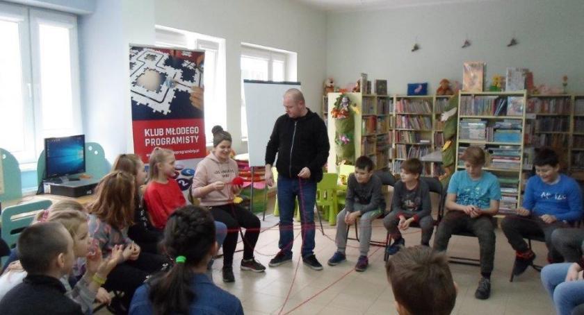 Spotkania, Tydzień internetem - zdjęcie, fotografia