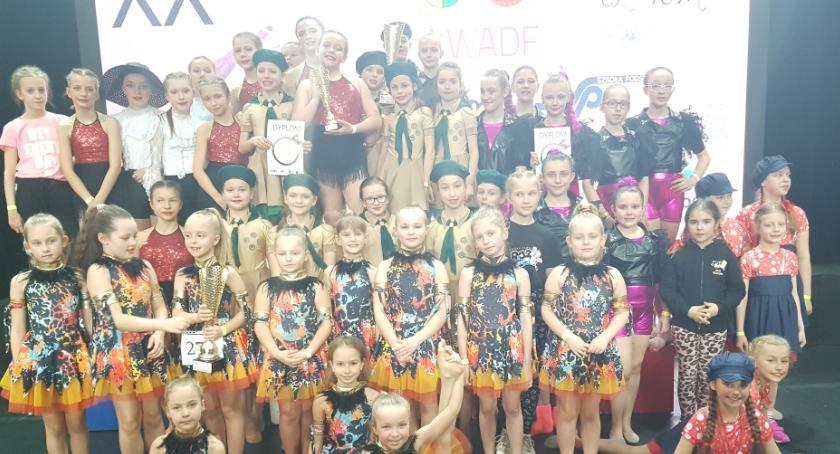 Spotkania, Inowrocławscy tancerze Mistrzami Polski - zdjęcie, fotografia