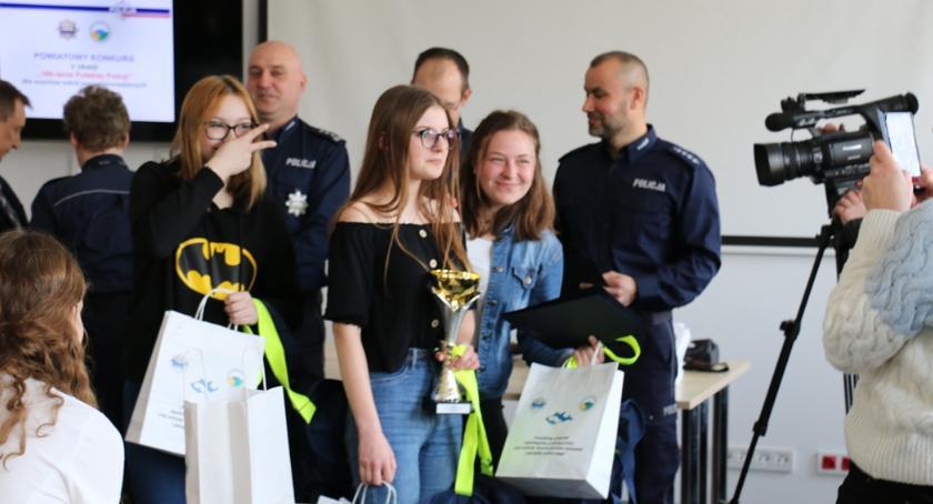 Konkurs z okazji 100-Lecia Polskiej Policji