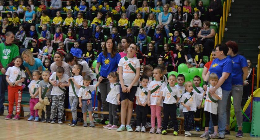 przedszkola, Maluchy pokazały potrafią - zdjęcie, fotografia
