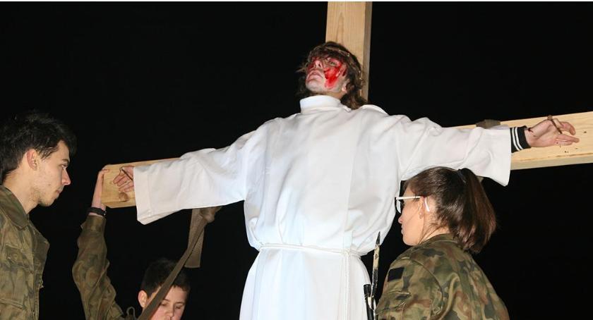 Rąbińska Droga Krzyżowa 17 kwietnia