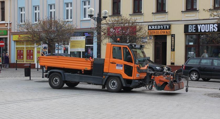 Wiosenne porządki w Inowrocławiu