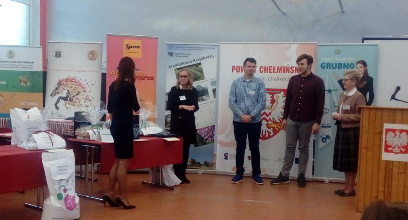 ZSP Kościelec na Eliminacjach Okręgowych Olimpiady Wiedzy i Umiejętności Rolniczych Okręgu Bydgoskiego