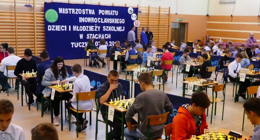 Festiwal szachowy odbył się w Tucznie