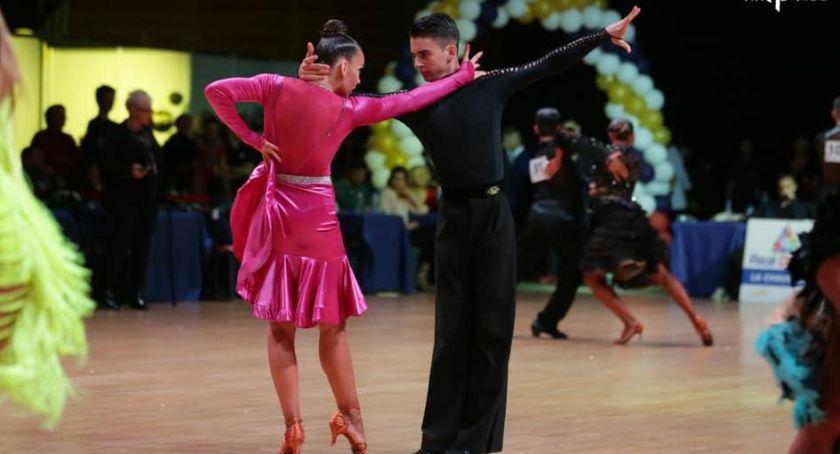 Taneczny sukces pary tanecznej