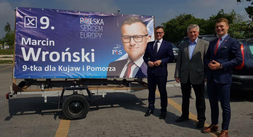 Marcin Wroński kandyduje do Europarlamentu
